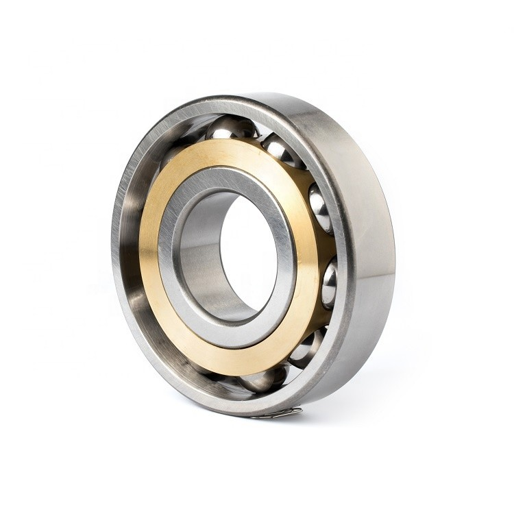 10 mm x 30 mm x 14.3 mm  NACHI 5200ZZ angular contact ball bearings