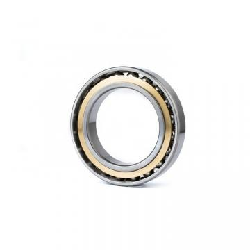 40 mm x 80 mm x 30,2 mm  ISB 3208-2RS angular contact ball bearings