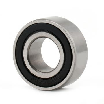 40 mm x 80 mm x 18 mm  SIGMA QJ 208 angular contact ball bearings