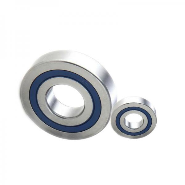 34 mm x 62 mm x 37 mm  Fersa F16018 angular contact ball bearings #1 image